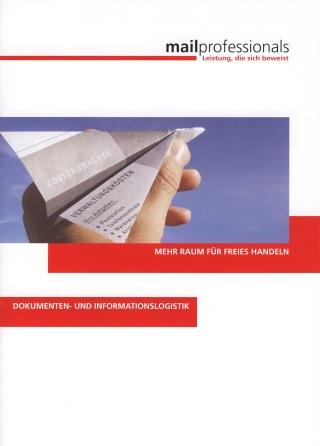 Unternehmens- und Imagebroschüre
